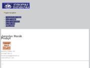 SITO WEB Jaroslav Horak Probyt