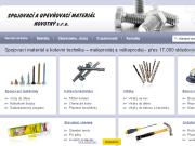 WEBOVÁ STRÁNKA SPOJOVACÍ A  UPEVŇOVACÍ MATERIÁL - NOVOTNÝ, s.r.o. spojovací materiál Náchod