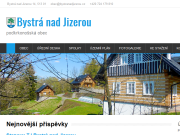 WEBOVÁ STRÁNKA Obec Bystrá nad Jizerou