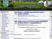 SITO WEB Obec Velke Svatonovice