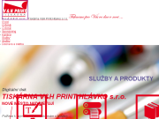 SITO WEB Tiskarna V&H Print Hlavko s.r.o.