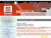 WEBOVÁ STRÁNKA D-program spol. s r.o. - drátěný program