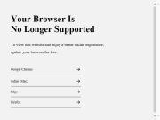 Strona (witryna) internetowa AGRO CS, a.s.