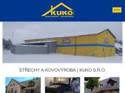 WEBOVÁ STRÁNKA KUKO s.r.o.