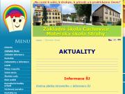 WEBOVÁ STRÁNKA Základní škola Čachovice a Mateřská škola Struhy, okres Mladá Boleslav