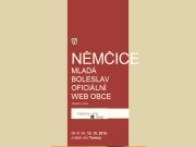 WEBOVÁ STRÁNKA Obec Němčice