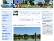WEBOVÁ STRÁNKA Obec Domousnice