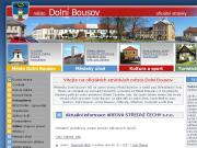 WEBOVÁ STRÁNKA Město Dolní Bousov