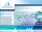 SITO WEB TopolWater, s.r.o. biologicke cistirny odpadnich vod