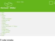 SITO WEB HORIZONT-SILIDUR spol. s r.o.