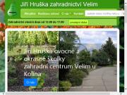 WEBOVÁ STRÁNKA Hruška Jiří Zahradní centrum