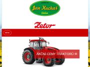 WEBOVÁ STRÁNKA Jan Kuchař - Velim Prodej a servis traktorů Zetor