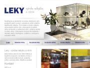 SITO WEB LEKY s.r.o