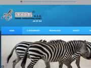 WEBOVÁ STRÁNKA Zebra, s.r.o.