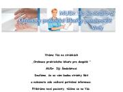 SITO WEB MUDr. Ilja Sindelarova - prakticka lekarka pro dospele