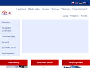 SITO WEB ZPA Pecky, a.s.