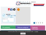 WEBSEITE Oblastni nemocnice Kolin, a.s., nemocnice Stredoceskeho kraje