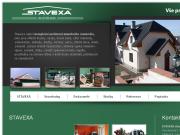 WEBOVÁ STRÁNKA STAVEXA - stavebniny, spol. s r.o.