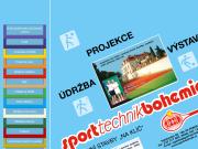 SITO WEB Sport-Technik Bohemia s.r.o.