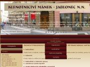 SITO WEB Jiri Manek - Klenotnictvi