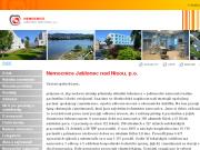 WEBOVÁ STRÁNKA Nemocnice Jablonec nad Nisou, p.o.