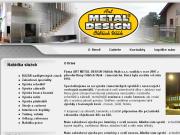 Strona (witryna) internetowa ART METAL DESIGN Oldrich Usak s.r.o.