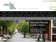 WEBOVÁ STRÁNKA Statutární město Jablonec nad Nisou