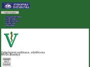 SITO WEB Veterinarni ordinace, osetrovna MVDr.Baudys