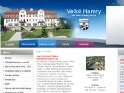WEBOVÁ STRÁNKA Městský úřad Velké Hamry