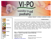 WEBOVÁ STRÁNKA Ladislav Vidurek VI-PO