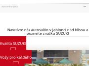 WEBOVÁ STRÁNKA AUTOCENTRUM FICS s.r.o.