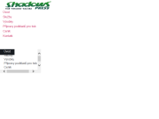 SITO WEB SHADOWS PRESS