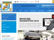 WEBOV� STR�NKA TECHNOLOGY-GARAGE, spol.s r.o.