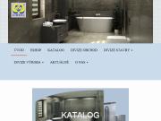 WEBSITE C + C Cimbal s.r.o. obchodni firma