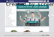 WEBOVÁ STRÁNKA Evropská databanka a.s.