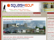 WEBSITE SQUASH GOLF ARENA,  s.r.o.