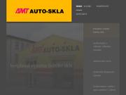 WEBOVÁ STRÁNKA AMT AUTO-SKLA s.r.o.