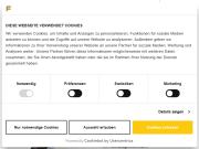 SITO WEB Fehrer Bohemia s.r.o.