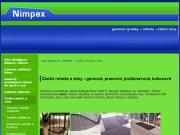 WEBOVÁ STRÁNKA V�ra Ni�n�kov� - NIMPEX