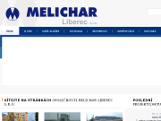SITO WEB MELICHAR Liberec,  s.r.o.
