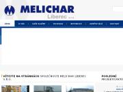 WEBOVÁ STRÁNKA MELICHAR Liberec,  s.r.o.
