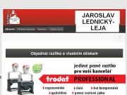 SITO WEB Jaroslav Lednicky - LEJA