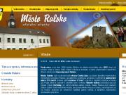 WEBOVÁ STRÁNKA Město Ralsko