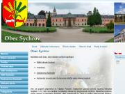 WEBOVÁ STRÁNKA Obecní úřad  Sychrov