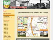 WEBOVÁ STRÁNKA Obecní úřad Paceřice