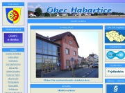 WEBOVÁ STRÁNKA Obec Habartice