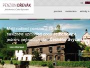 WEBOVÁ STRÁNKA Penzion D�ev�k - Jet�ichovice �eskosask� �v�carsko