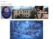 WEBOVÁ STRÁNKA Obec Janská