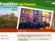 WEBOVÁ STRÁNKA Obec Františkov nad Ploučnicí