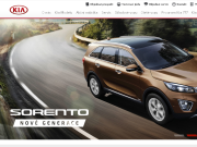 SITO WEB REALCENTRUM Cars s.r.o. Autorizovany dealer KIA Usti nad Labem